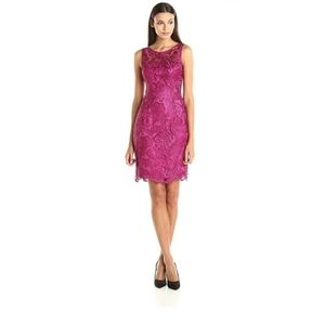 NWOT Adrianna Papell Lace Dress